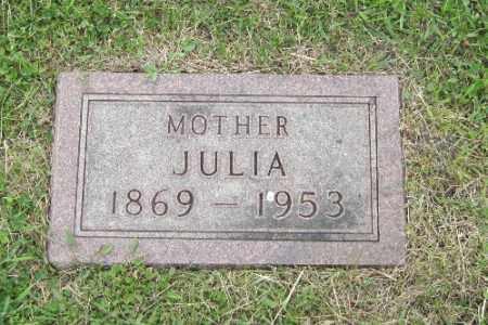 OLSBERG, JULIA - Barnes County, North Dakota | JULIA OLSBERG - North Dakota Gravestone Photos