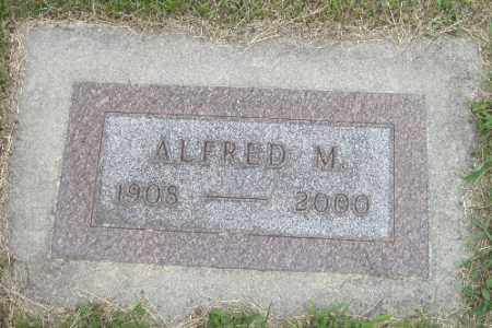 PRESTRUD, ALFRED M. - Barnes County, North Dakota   ALFRED M. PRESTRUD - North Dakota Gravestone Photos