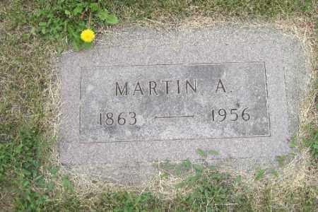 PRESTRUD, MARTIN A. - Barnes County, North Dakota | MARTIN A. PRESTRUD - North Dakota Gravestone Photos