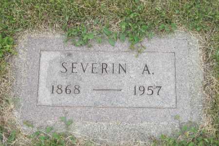 PRESTRUD, SEVERIN A. - Barnes County, North Dakota | SEVERIN A. PRESTRUD - North Dakota Gravestone Photos