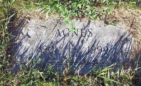 SHERMAN, AGNES - Barnes County, North Dakota | AGNES SHERMAN - North Dakota Gravestone Photos