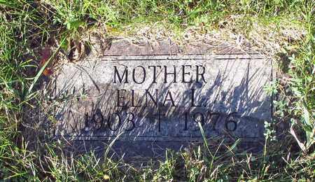 SHERMAN, ELNA L. - Barnes County, North Dakota | ELNA L. SHERMAN - North Dakota Gravestone Photos