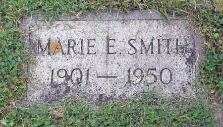 SMITH, MARIE E. - Barnes County, North Dakota | MARIE E. SMITH - North Dakota Gravestone Photos