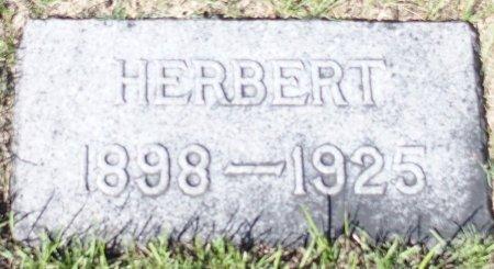 SORTLAND, HERBERT - Barnes County, North Dakota   HERBERT SORTLAND - North Dakota Gravestone Photos