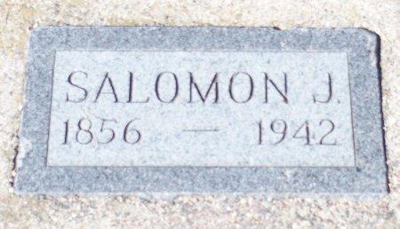 SORTLAND, SALOMON J. - Barnes County, North Dakota   SALOMON J. SORTLAND - North Dakota Gravestone Photos