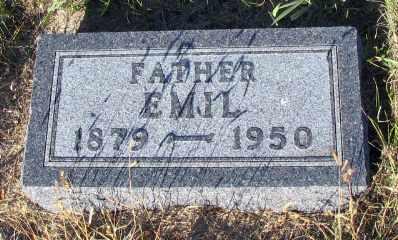 STANGLER, EMIL - Barnes County, North Dakota   EMIL STANGLER - North Dakota Gravestone Photos