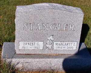 STANGLER, ERNEST C. - Barnes County, North Dakota | ERNEST C. STANGLER - North Dakota Gravestone Photos
