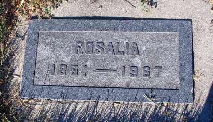 STANGLER, ROSALIA - Barnes County, North Dakota   ROSALIA STANGLER - North Dakota Gravestone Photos
