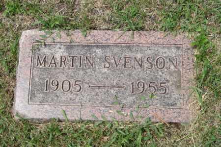 SVENSON, MARTIN - Barnes County, North Dakota | MARTIN SVENSON - North Dakota Gravestone Photos