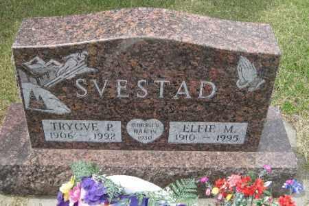 SVESTAD, TRYGVE P. - Barnes County, North Dakota   TRYGVE P. SVESTAD - North Dakota Gravestone Photos