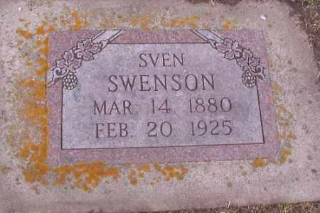SWENSON, SVEN - Barnes County, North Dakota | SVEN SWENSON - North Dakota Gravestone Photos