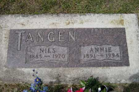 TANGEN, ANNIE - Barnes County, North Dakota | ANNIE TANGEN - North Dakota Gravestone Photos