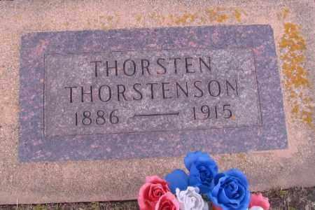 THORSTENSON, THORSTEN - Barnes County, North Dakota   THORSTEN THORSTENSON - North Dakota Gravestone Photos