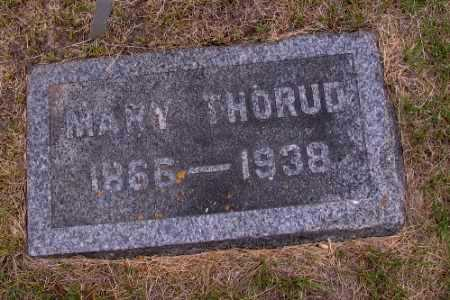 THORUD, MARY - Barnes County, North Dakota | MARY THORUD - North Dakota Gravestone Photos