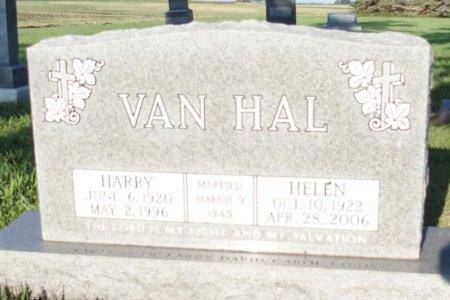 GAASLAND VAN HAL, HELLEN M. - Barnes County, North Dakota | HELLEN M. GAASLAND VAN HAL - North Dakota Gravestone Photos