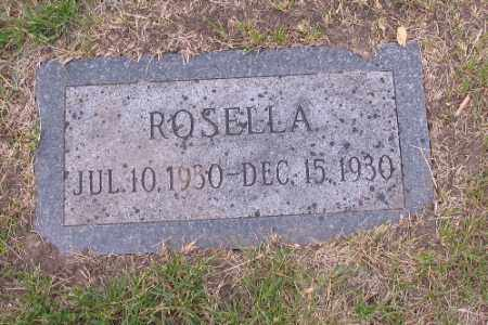 ZACHARIAS, ROSELLA - Barnes County, North Dakota   ROSELLA ZACHARIAS - North Dakota Gravestone Photos