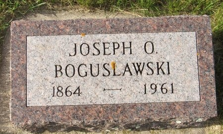 BOGUSLAWSKI, JOSEPH O. - Bottineau County, North Dakota | JOSEPH O. BOGUSLAWSKI - North Dakota Gravestone Photos