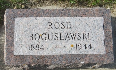 BOGUSLAWSKI, ROSE - Bottineau County, North Dakota | ROSE BOGUSLAWSKI - North Dakota Gravestone Photos