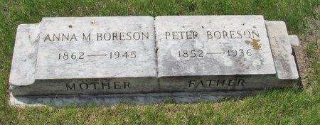 BORESON, PETER - Bottineau County, North Dakota | PETER BORESON - North Dakota Gravestone Photos
