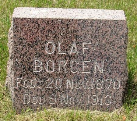 BORGEN, OLAF - Bottineau County, North Dakota   OLAF BORGEN - North Dakota Gravestone Photos