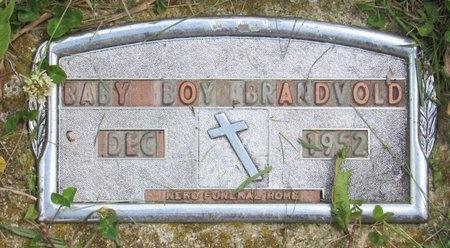 BRANDVOLD, BABY BOY - Bottineau County, North Dakota | BABY BOY BRANDVOLD - North Dakota Gravestone Photos