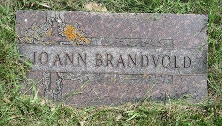 BRANDVOLD, JO ANN - Bottineau County, North Dakota | JO ANN BRANDVOLD - North Dakota Gravestone Photos