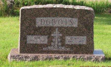 DUBOIS, ELMIRE - Bottineau County, North Dakota | ELMIRE DUBOIS - North Dakota Gravestone Photos