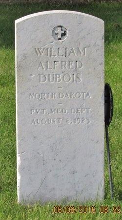 DUBOIS, WILLIAM ALFRED - Bottineau County, North Dakota | WILLIAM ALFRED DUBOIS - North Dakota Gravestone Photos