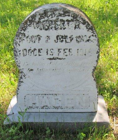 HAGEN, GILBERT A. - Bottineau County, North Dakota | GILBERT A. HAGEN - North Dakota Gravestone Photos