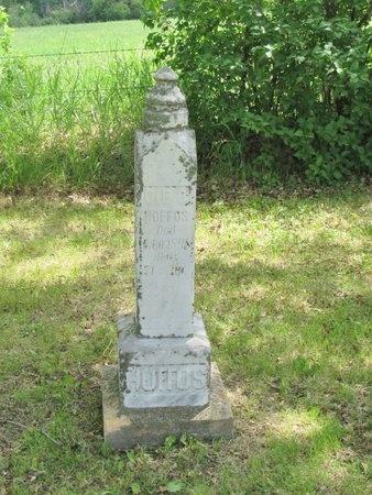 HOFFOS, OLE O. - Bottineau County, North Dakota | OLE O. HOFFOS - North Dakota Gravestone Photos