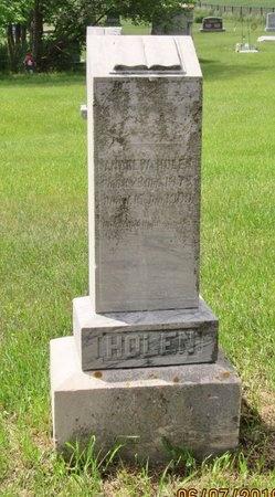 HOLEN, ANDREW - Bottineau County, North Dakota   ANDREW HOLEN - North Dakota Gravestone Photos
