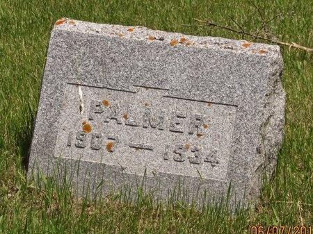 JESME, PALMER - Bottineau County, North Dakota | PALMER JESME - North Dakota Gravestone Photos