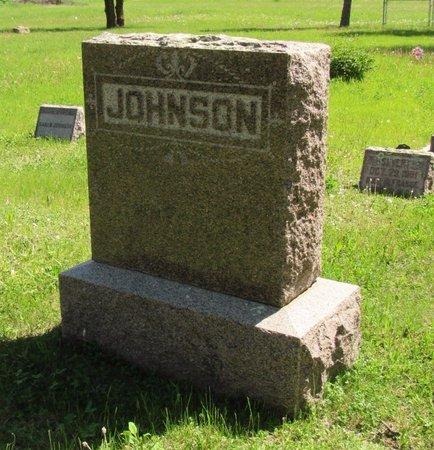 JOHNSON, FAMILY MARKER - Bottineau County, North Dakota | FAMILY MARKER JOHNSON - North Dakota Gravestone Photos