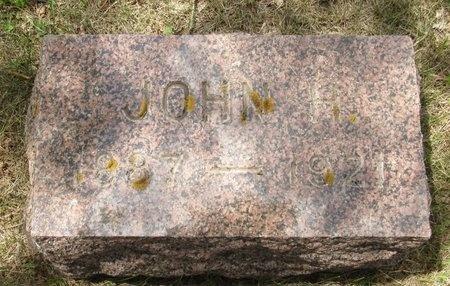JOHNSON, JOHN L. - Bottineau County, North Dakota   JOHN L. JOHNSON - North Dakota Gravestone Photos