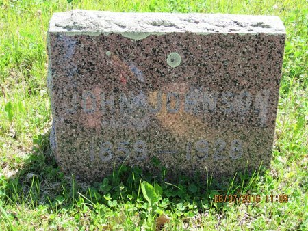 JOHNSON, JOHN - Bottineau County, North Dakota | JOHN JOHNSON - North Dakota Gravestone Photos