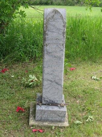 JOKUMSON, PETER - Bottineau County, North Dakota   PETER JOKUMSON - North Dakota Gravestone Photos