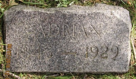 LARSON, ADRIAN - Bottineau County, North Dakota | ADRIAN LARSON - North Dakota Gravestone Photos