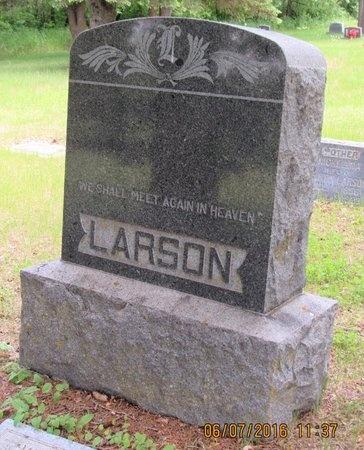 LARSON, FAMILY MARKER - Bottineau County, North Dakota | FAMILY MARKER LARSON - North Dakota Gravestone Photos