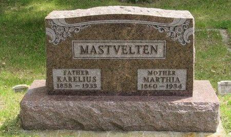 MASTVELTEN, MARTHIA - Bottineau County, North Dakota | MARTHIA MASTVELTEN - North Dakota Gravestone Photos