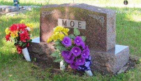 MOE, FAMILY MARKER - Bottineau County, North Dakota   FAMILY MARKER MOE - North Dakota Gravestone Photos