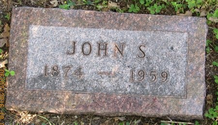 MOE, JOHN S. - Bottineau County, North Dakota | JOHN S. MOE - North Dakota Gravestone Photos