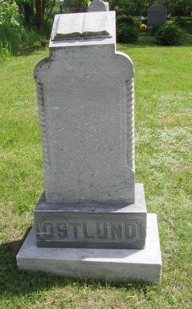 OSTLUND, FAMILY MARKER - Bottineau County, North Dakota   FAMILY MARKER OSTLUND - North Dakota Gravestone Photos