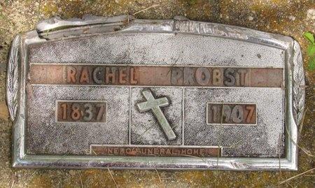 PROBST, RACHEL - Bottineau County, North Dakota | RACHEL PROBST - North Dakota Gravestone Photos