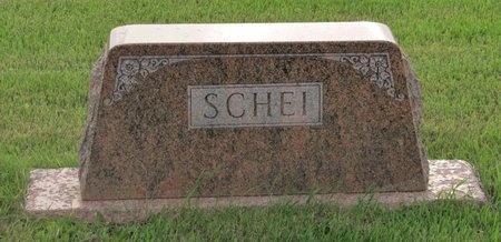 SCHEI, FAMILY MARKER - Bottineau County, North Dakota | FAMILY MARKER SCHEI - North Dakota Gravestone Photos