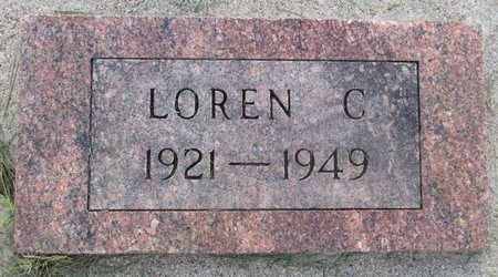 SCHEI, LOREN C. - Bottineau County, North Dakota | LOREN C. SCHEI - North Dakota Gravestone Photos