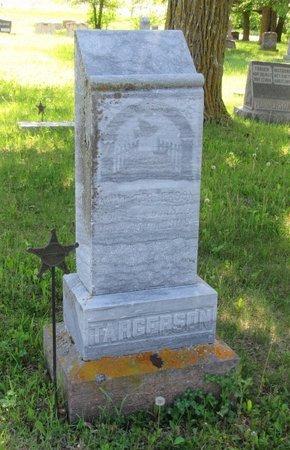 TARGERSON, KNUT - Bottineau County, North Dakota | KNUT TARGERSON - North Dakota Gravestone Photos