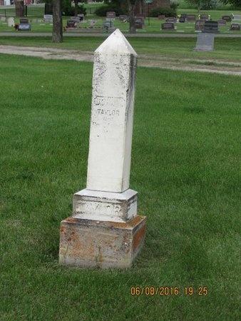 TAYLOR, JOHN M. - Bottineau County, North Dakota | JOHN M. TAYLOR - North Dakota Gravestone Photos