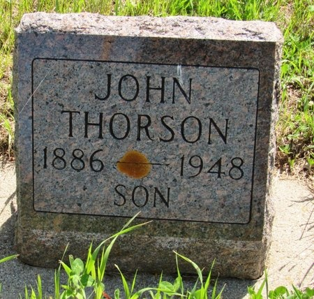 THORSON, JOHN - Bottineau County, North Dakota   JOHN THORSON - North Dakota Gravestone Photos