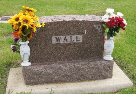 WALL, FAMILY MARKER - Bottineau County, North Dakota | FAMILY MARKER WALL - North Dakota Gravestone Photos