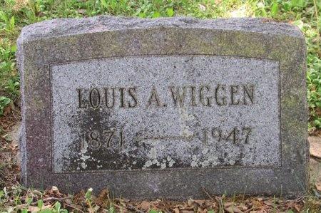 WIGGEN, LOUIS A. - Bottineau County, North Dakota | LOUIS A. WIGGEN - North Dakota Gravestone Photos